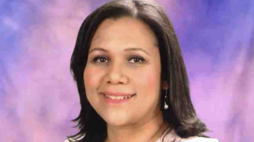 Headshot of Ms. Santana