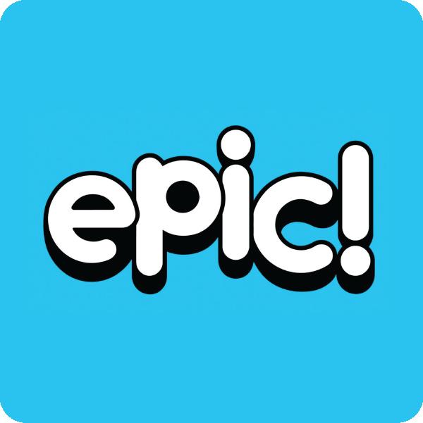 Logo for epic!