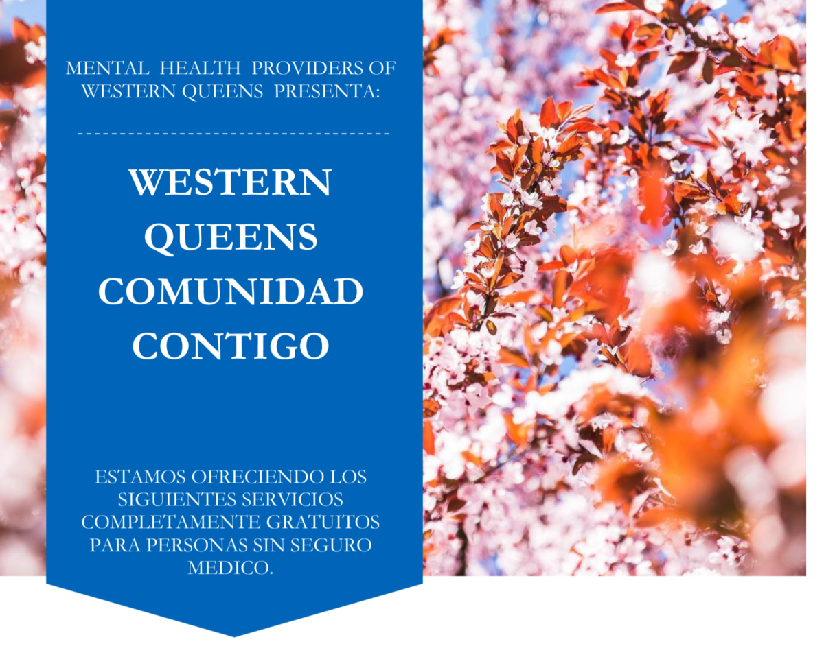 Mental Health Providers of Western Queens.