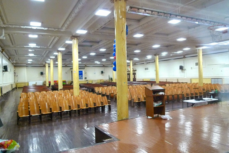 P.S. 147 Spacious Auditorium