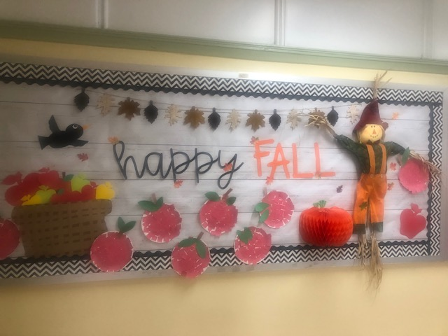 Fall is Here at PS147