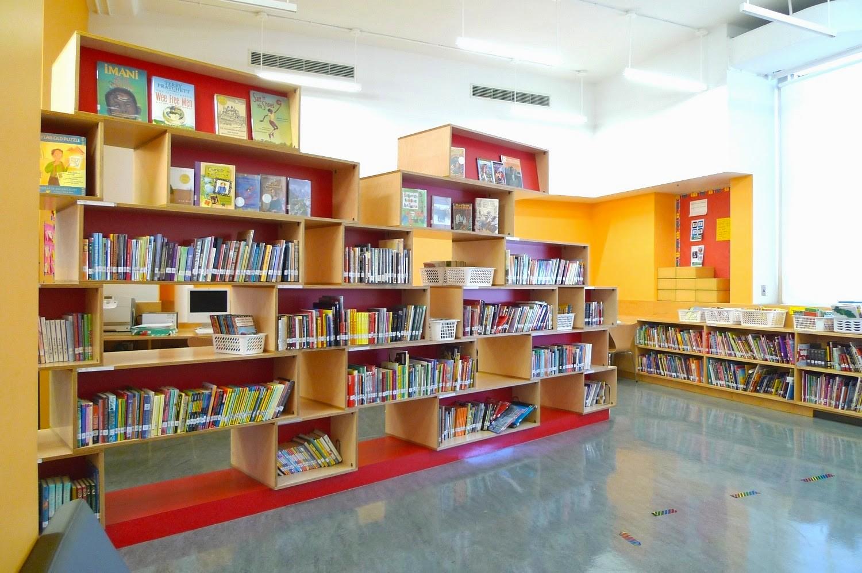 P.S. 147 School Library
