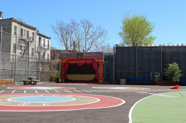 P.S. 147 Outdoor playground