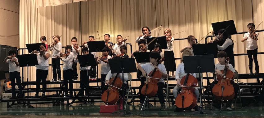 PS 139 Student Orchestra