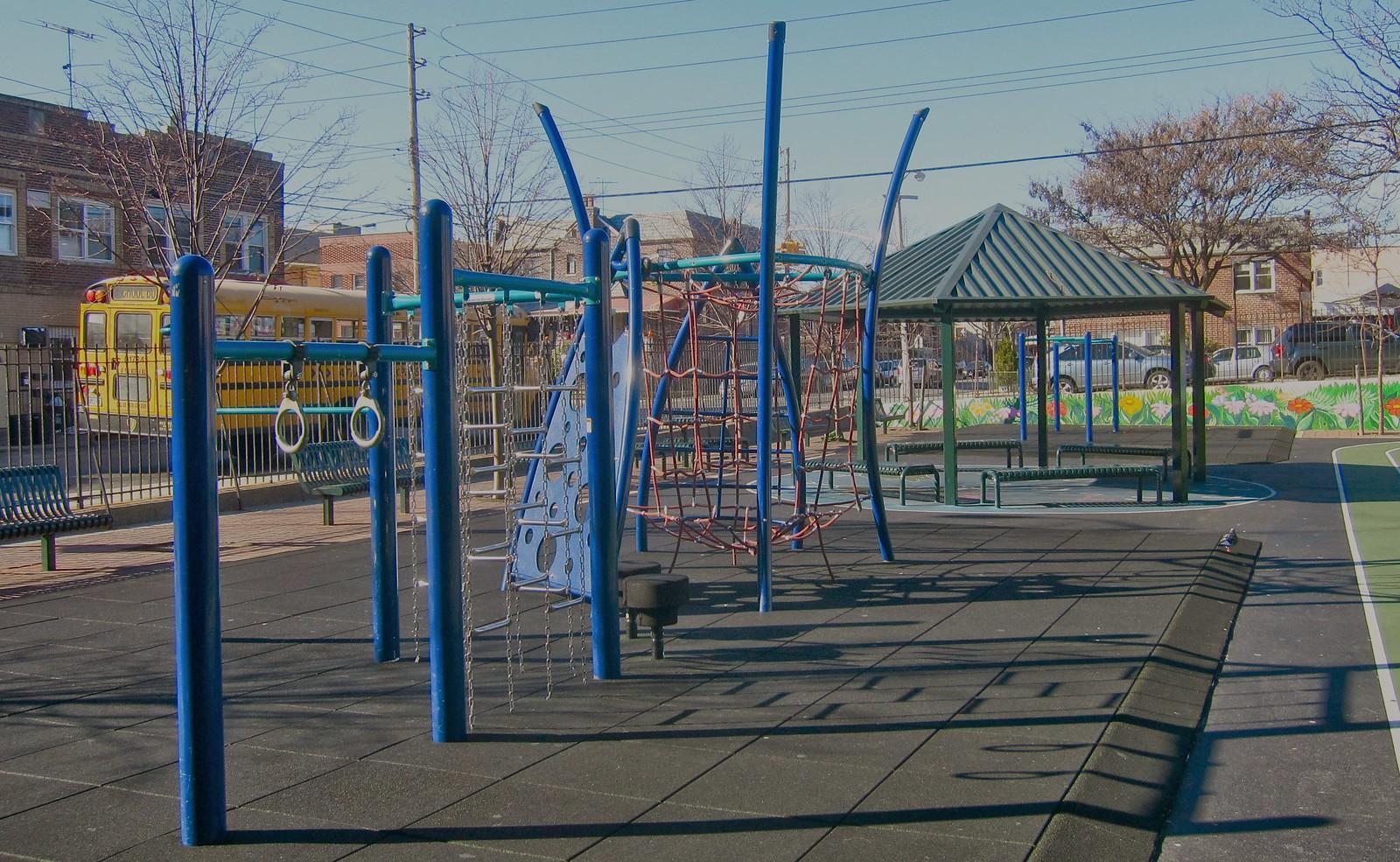 P.S. 178 Playground.