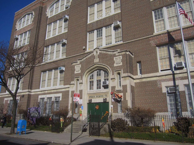 P.S. 176 School Building.