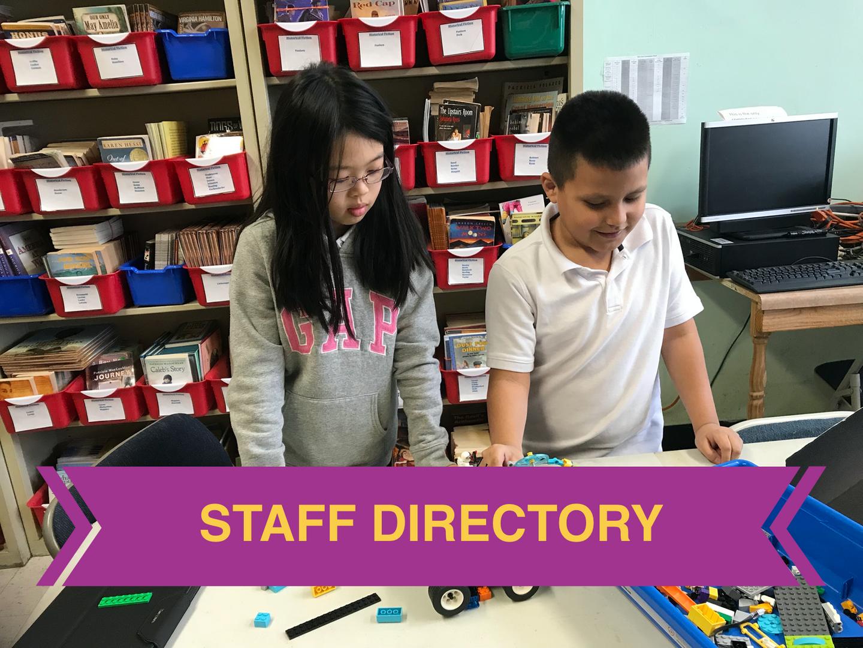 Staff Directory.