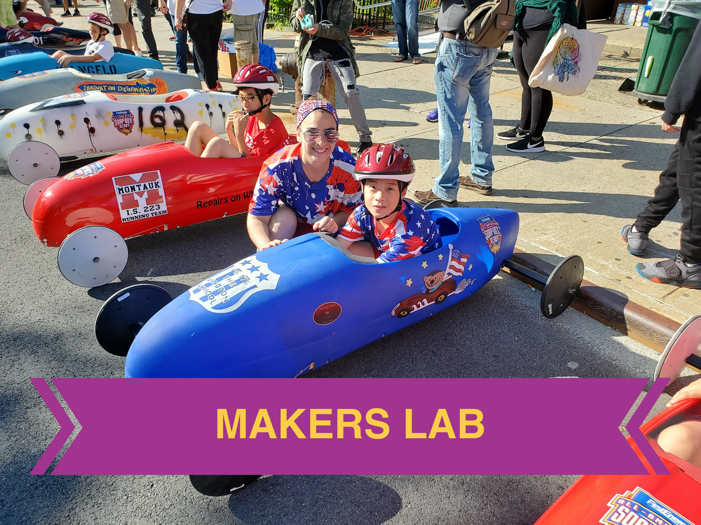 Makers Lab.