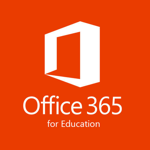 Microsoft Office 365 for Education.