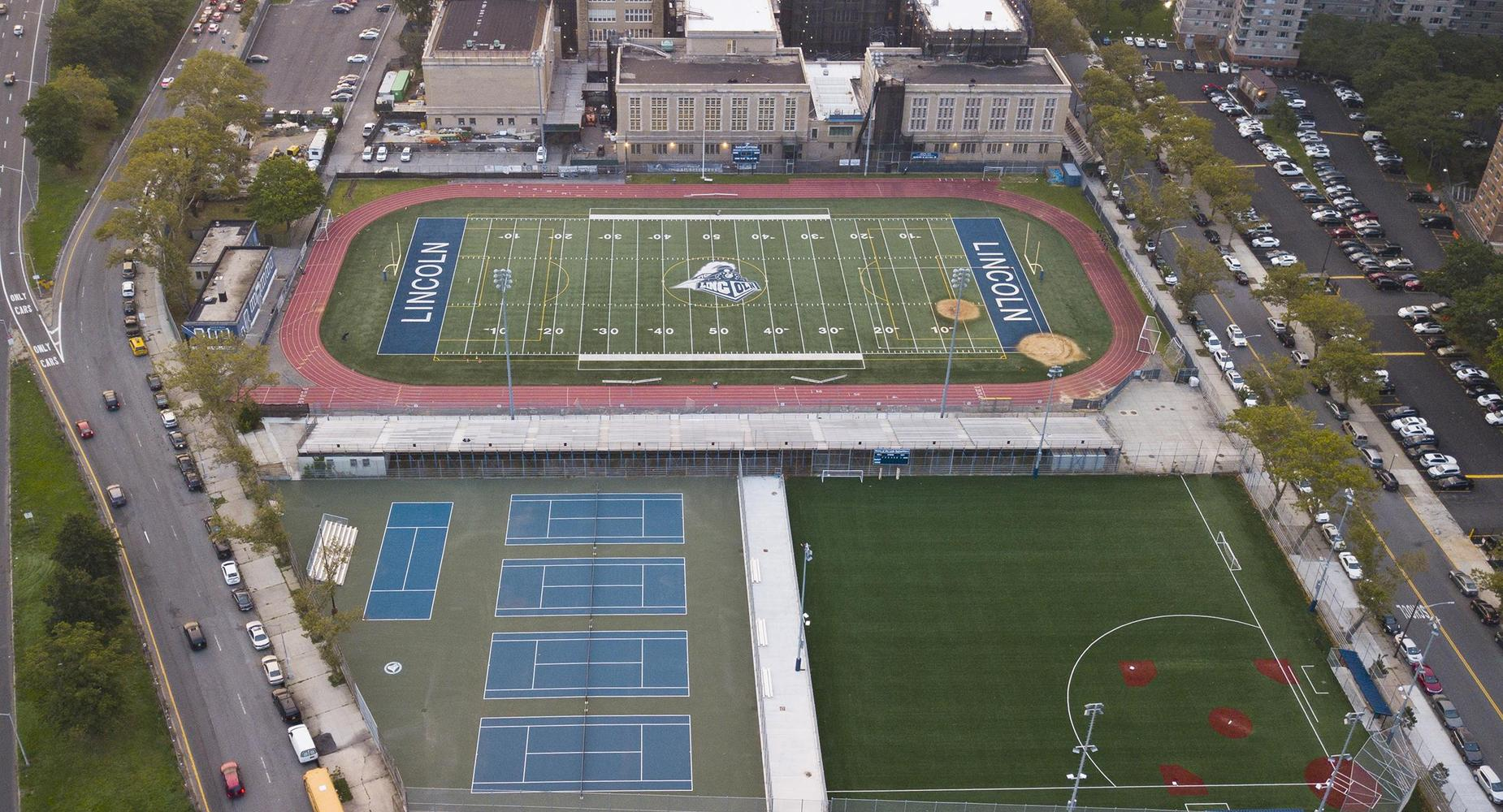 ALHS Athletic Fields