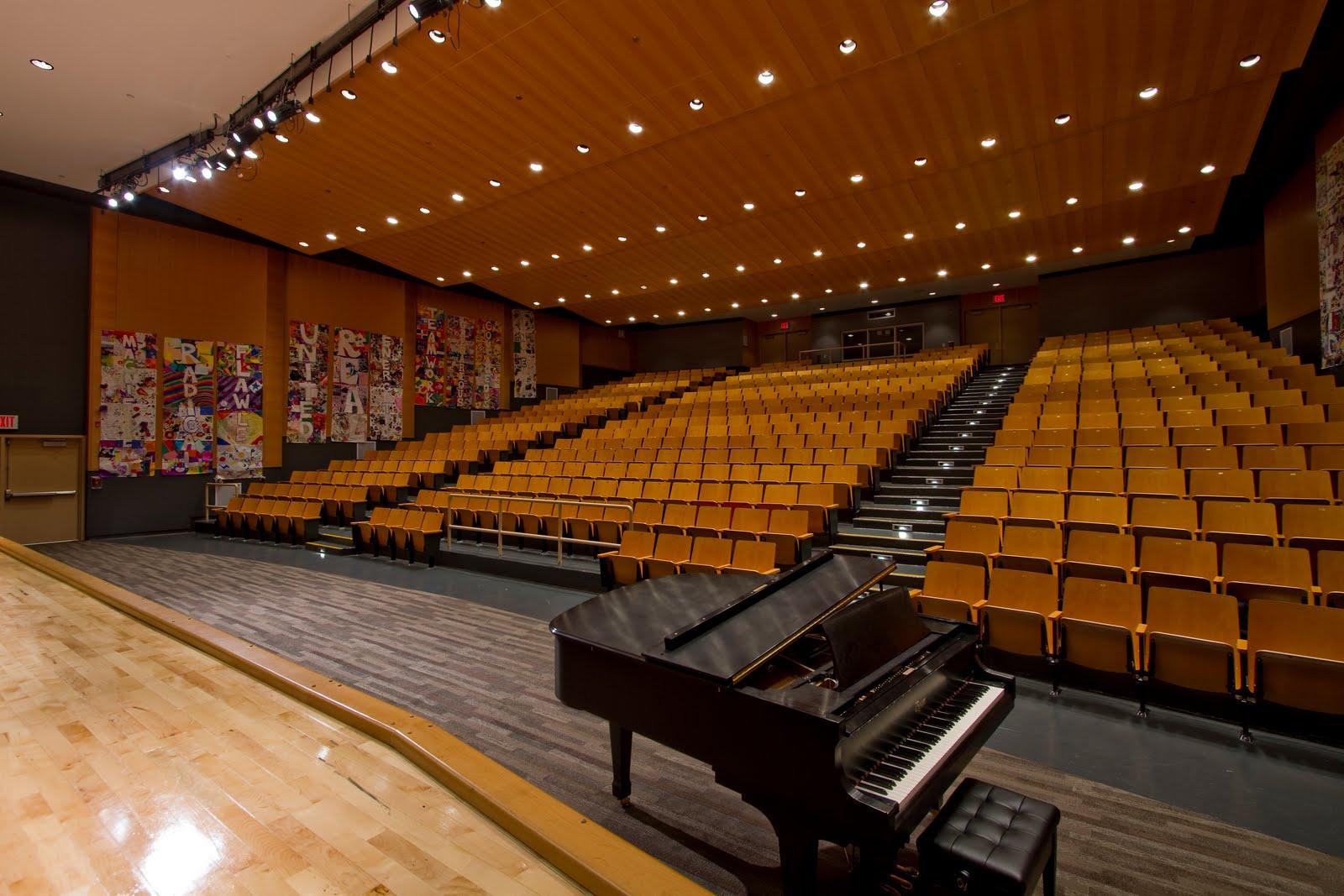 Sunset Park High Schools Auditorium