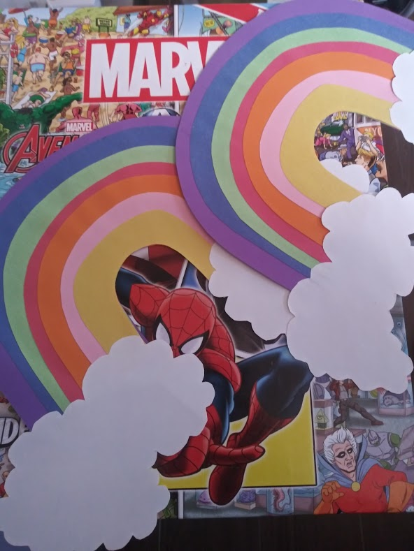 Superhero Rainbow