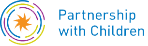 Partnership with Children Logo (Full size)