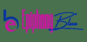 Epiphany Blue Logo (Full size)