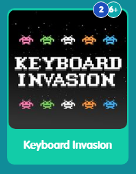 Keyboard Invasion
