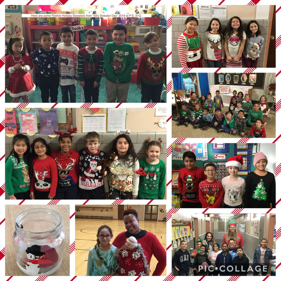 Silly Sweater Day 2019