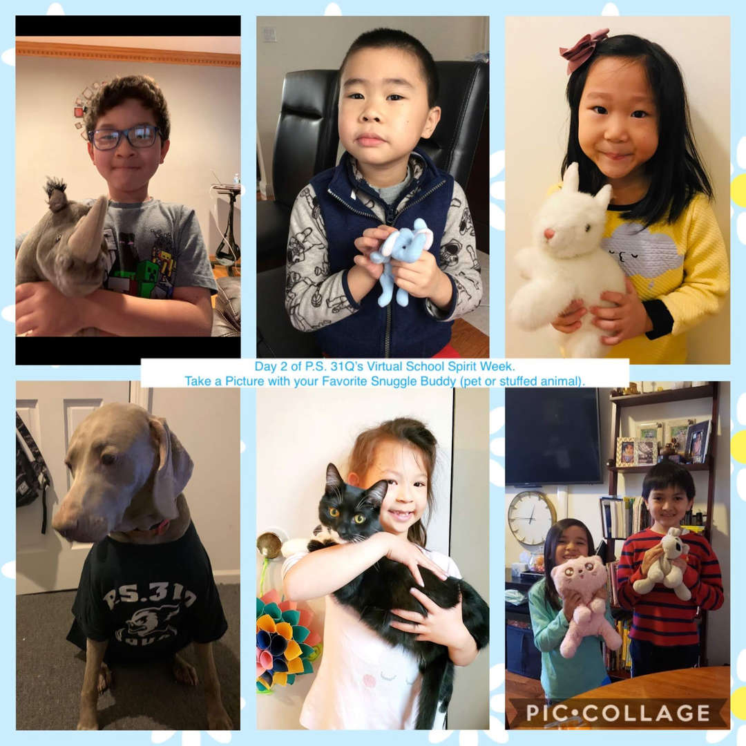 Snuggle Buddy Collage 3 of 7