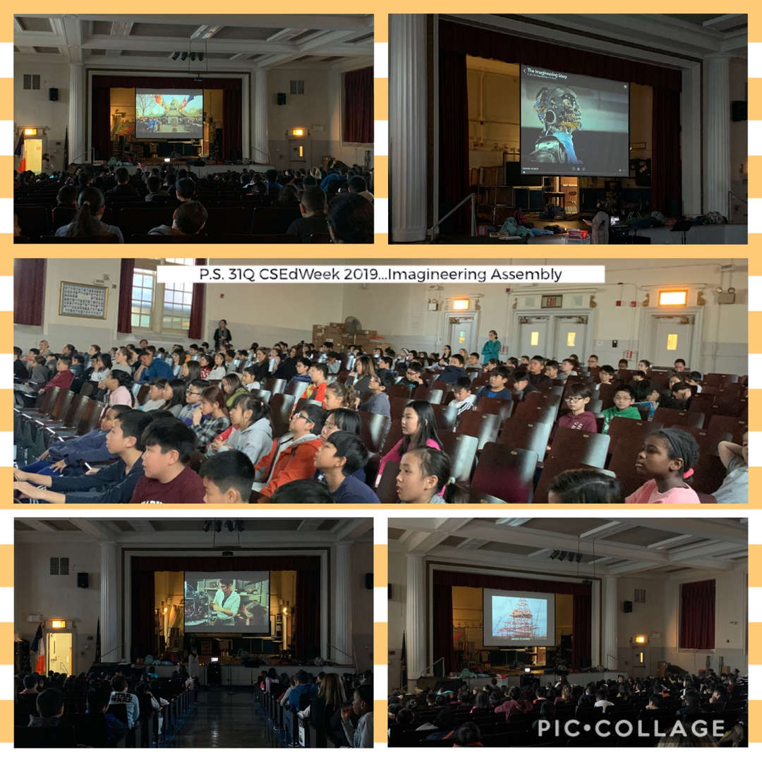 CSED Week 2019-Imagineering Assembly