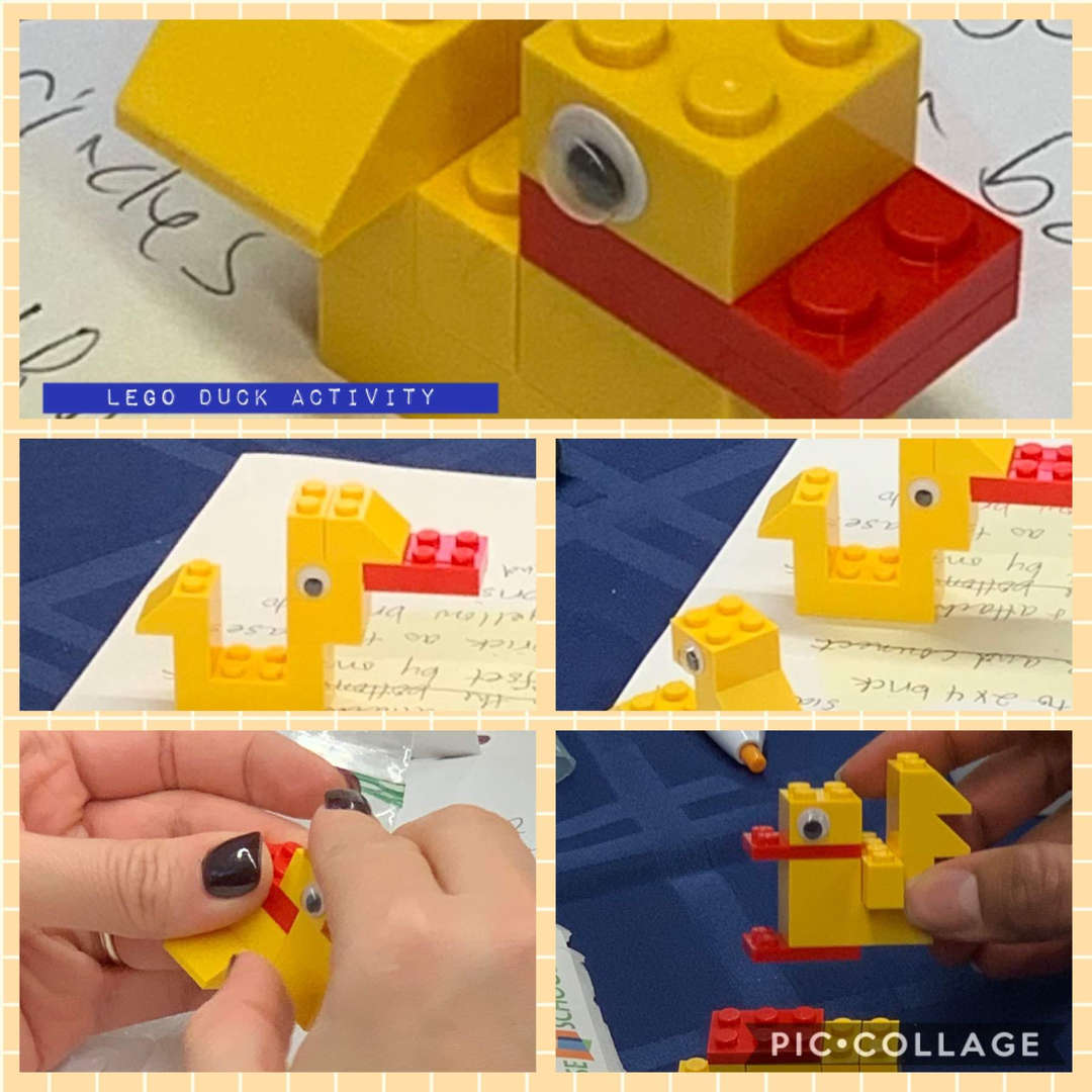 Lego Duck Activity