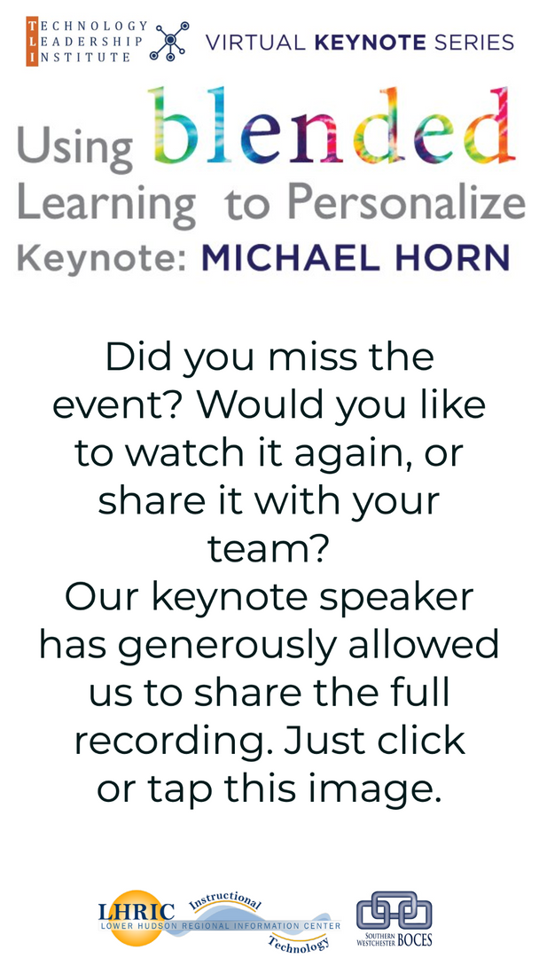 Did you miss the event? Would you like to watch it again, or share it with your team?   Our keynote speaker has generously allowed us to share the full recording. Just click or tap this image.