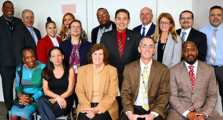 the swboces delegation to advocacy day