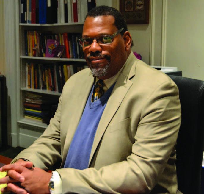 Dr. Harold Coles