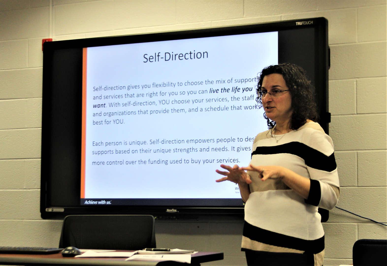SEPTA transition workshop