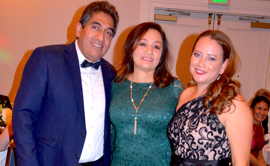 The gala feted the SWBOCES Adult Literacy team and others
