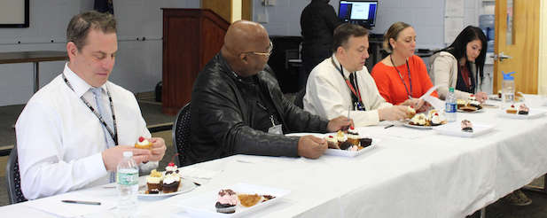 cupcake competition judges