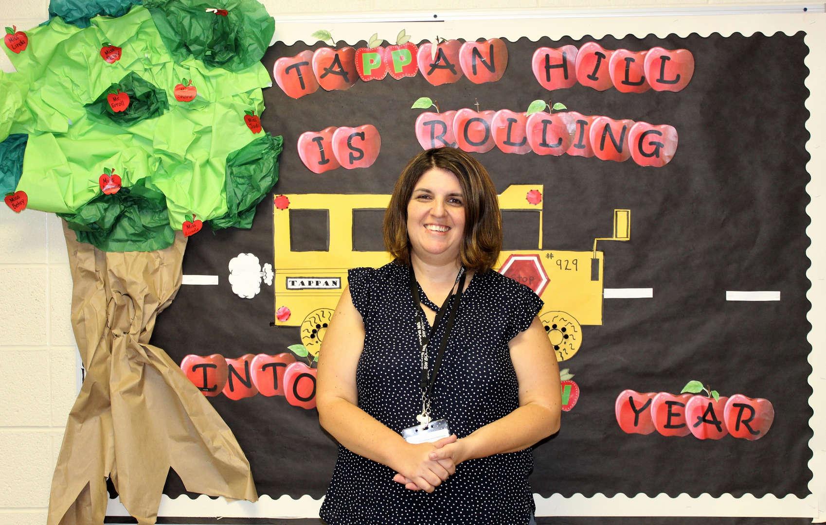 Tappan Hill School Assistant Principal Amanda Allison.