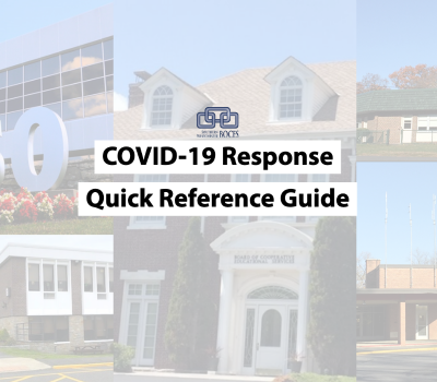 quick reference guide cover page