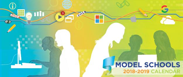 Model Schools 2018 -2019 Catalog promotion