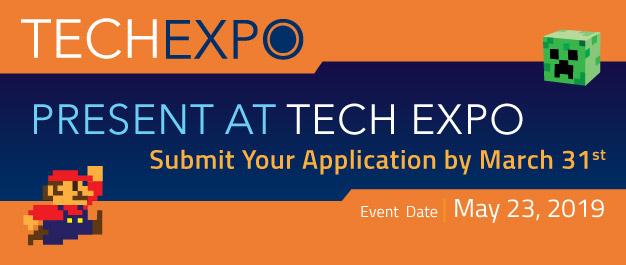 Tech Expo 2019 RFP Promo Extended