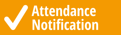 Attendance Notification icon