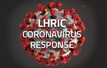 LHRIC Coronavirus Response, Image of coronavirus