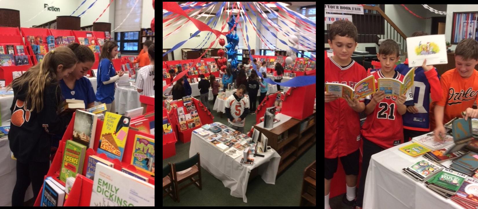 Tuckahoe MS/HS Bookfair