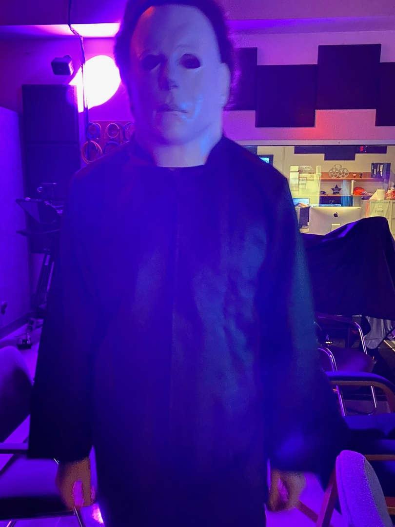 Halloween costume of Michael Myers