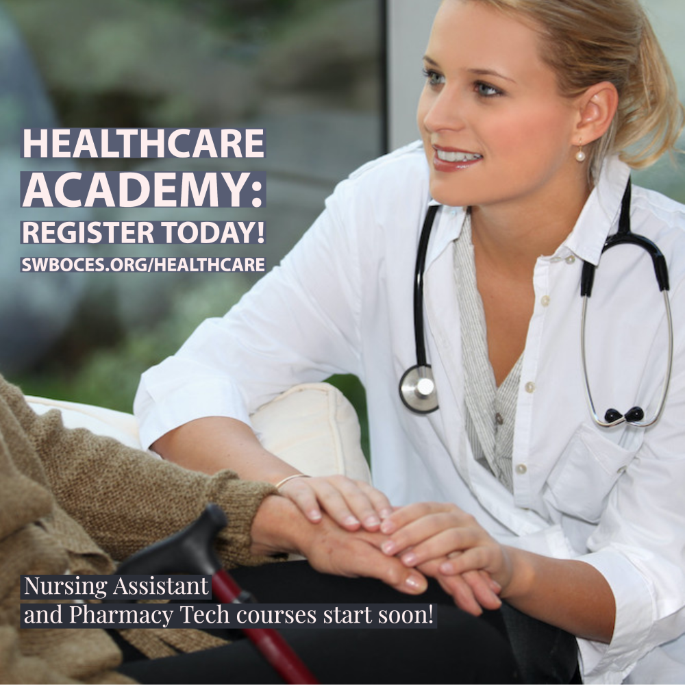nursing assistant graphic healthcare academy register today
