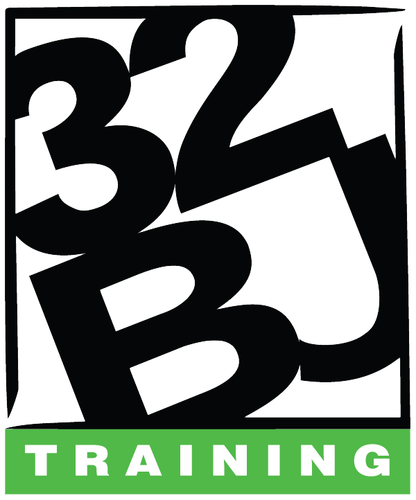 32BJ Training logo image