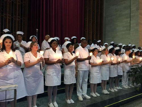 Practical Nursing graduation ceremony