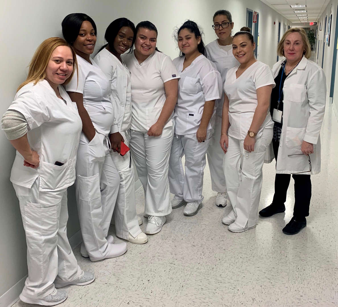 Image of Adult Nursing Students