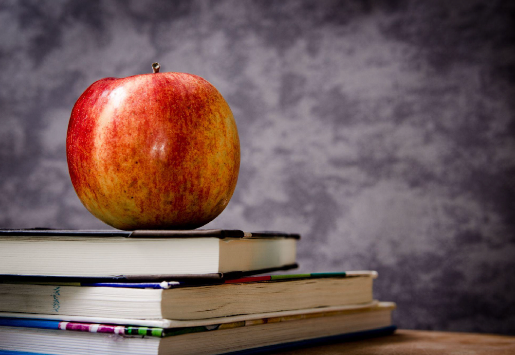 apple and textbooks
