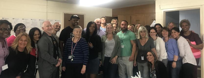 Staff group shot