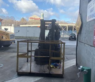 Equipment Truck Recovery Facility Center