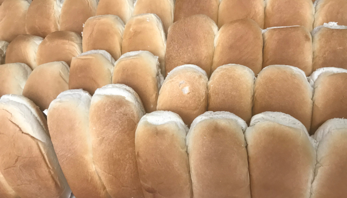 All the Rolls for the hot dogs