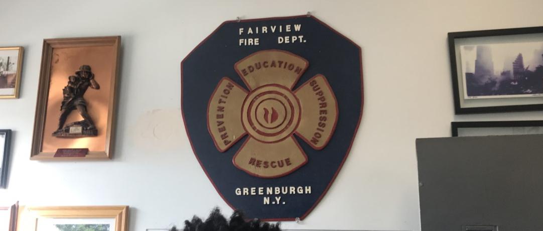 Firehouse Badge