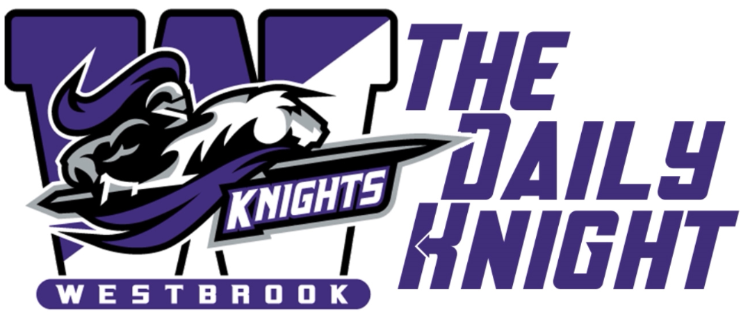 Knight Logo with big W in background