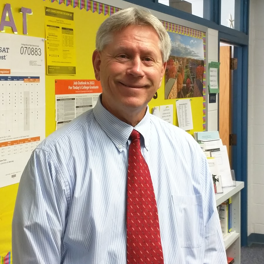 Phil Mielcarz  School Counselor
