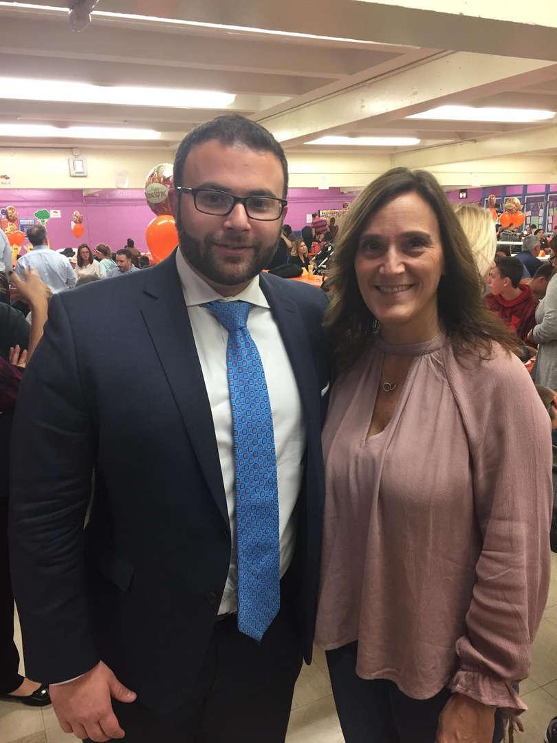 Mrs. Dipadova and company