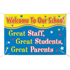 Welcome to our school! Great staff! Great Students! Great Parents!
